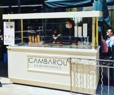 Chariot à glaces – CAMBAROU