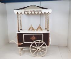 Chariot à glaces - Grand Café Barretta