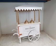 Chariot à glaces – Moët & Chandon