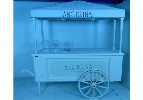 Chariot à glaces - ANGELINA