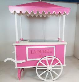 Chariot à glaces LADUREE en rose.jpg