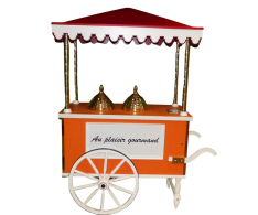 Chariot à glaces – EHPAD Abrapa
