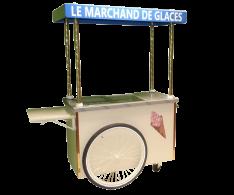 Chariot à glaces – EHPAD Les Roseaux