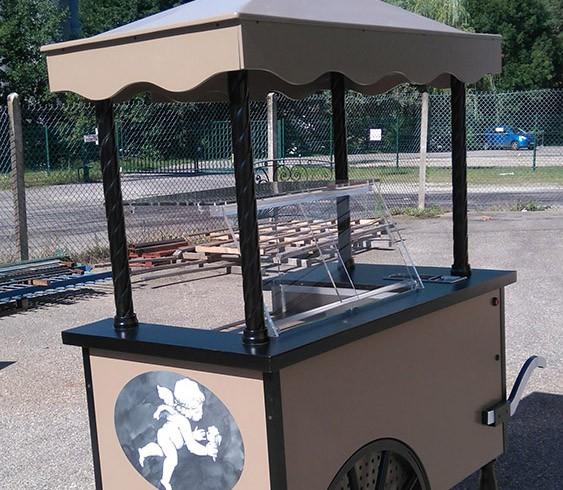 chariot amorino