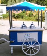 Chariot-  Cap Estel