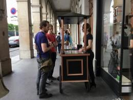 Chariot - Chocolatier Edwart Paris