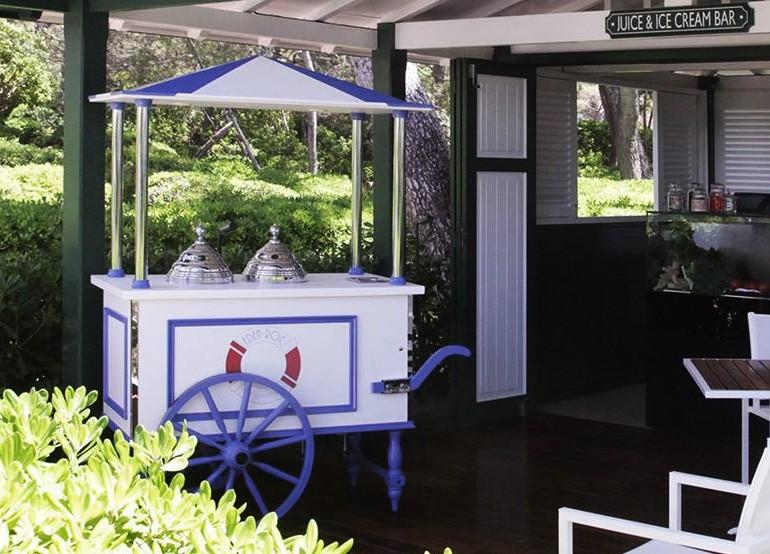 Chariot - Eden Roc