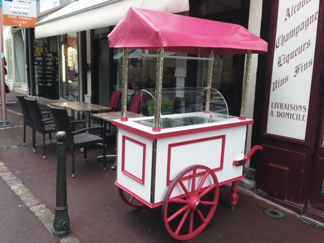 Chariot - Girard