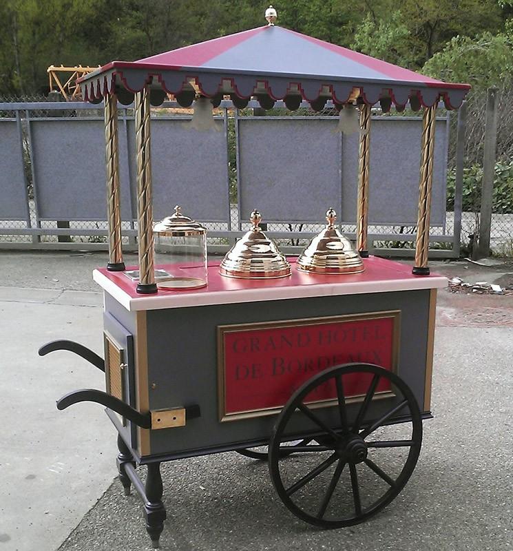 Chariot Grand Hotel Bordeaux