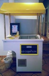 Chariot - Hôtel Le Grimaldi