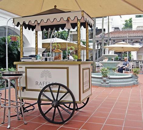 Chariot - Raffles Singapore