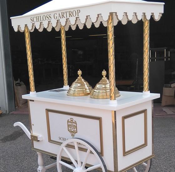 Chariot - Schloss gartrop
