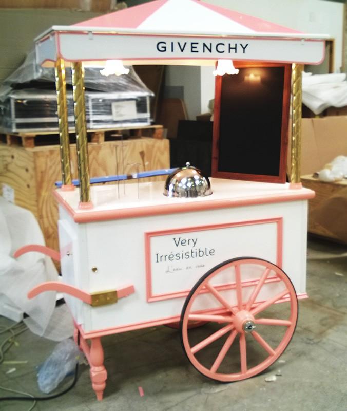 Chariot - Givenchy