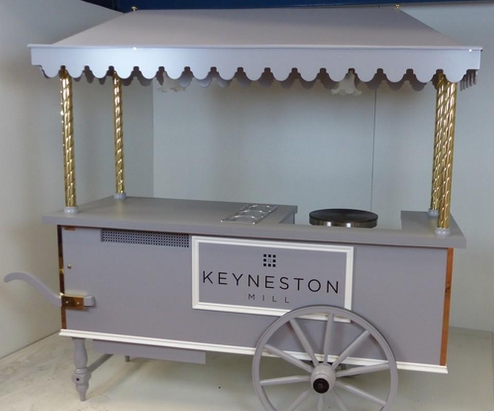 Chariot à crêpes Keyneston Mill