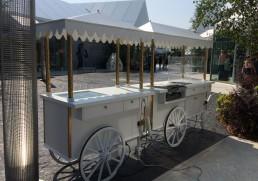 Chariot à gaufres - THE VILLAGE
