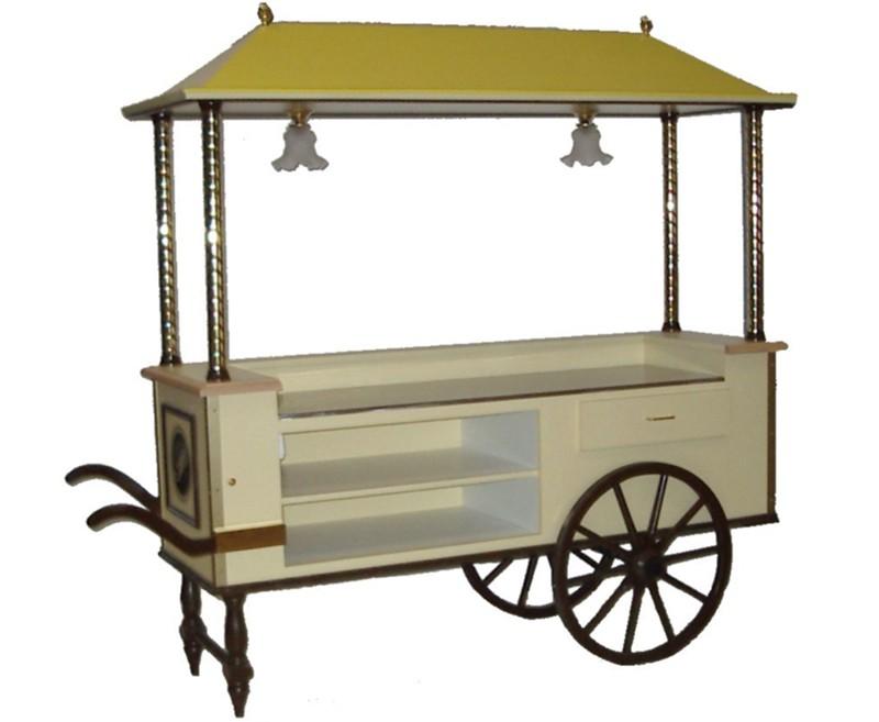 Chariot à crêpes - Payard