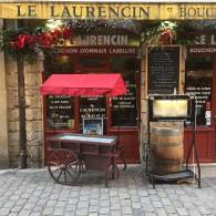 Chariot bar à soupe- Le Laurencin