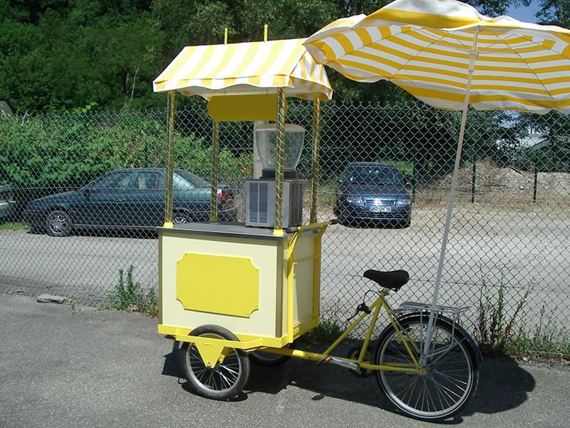Triporteur- Citronnade de Menton